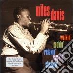 Walkin' cookin' relaxin' workin' steamin cd musicale di Miles Davis