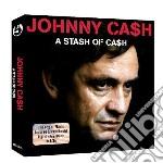 A stash of cash (5cd) cd musicale di Johnny Cash