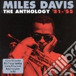 The anthology '51-'55 (5cd) cd musicale di Miles Davis