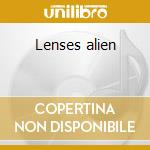 Lenses alien cd musicale di Cymbals eat guitars