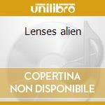 Lenses alien cd musicale di Cymbals eat guitars
