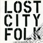 City Reverb - Lost City Folk cd musicale di Reverb City
