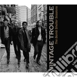 Vintage Trouble - Bomb Shelter Sess cd musicale di Trouble Vintage