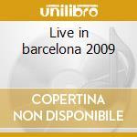 Live in barcelona 2009 cd musicale di John Elton