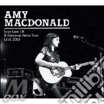 The lovelove uk and european tour 2010 cd musicale di Amy Macdonald