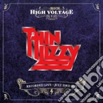 High voltage - july 23rd 2011 cd musicale di Lizzy Thin