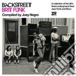 Backstreet brit funk cd musicale di ARTISTI VARI