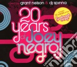 20 Years Of Joey Negro & The Sunburst Band cd musicale di ARTISTI VARI