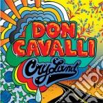 Don Cavalli - Cryland cd musicale di Cavalli Don