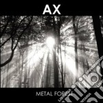 Ax - Metal Forest cd musicale di Ax