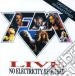 Fm - No Electricity Required cd musicale di FM