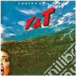 Y & T - Earthshaker cd musicale di Y & T