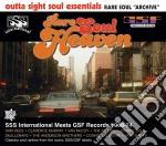 Unassigned - Rare Soul Heaven - Sss Meets G cd musicale di Artisti Vari