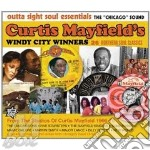 Curtis Mayfield's Windy City Winners cd musicale di Artisti Vari