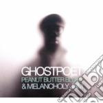 Ghostpoet - Peanut Butter Blues & Melancholy Jam cd musicale di GHOSTPOET