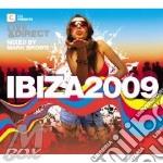 Ibiza 2009 mixed by mark brown 3cd cd musicale di ARTISTI VARI