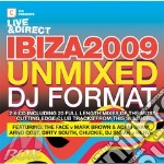 Ibiza 2009 unmixed version 2cd a.v. cd musicale di ARTISTI VARI