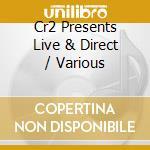 Live & direct-mync harry choo choo romero & jose nunez cd musicale di Artisti Vari