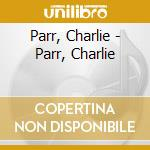 ROUSTABOUT cd musicale di Charlie Parr