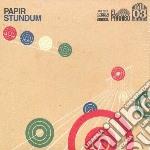 Stundum cd musicale di Papir