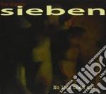 Sieben - No Less Than All cd musicale di Sieben