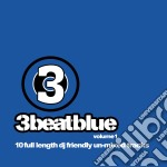 3 Beat Blue Volume 1 cd musicale di Artisti Vari
