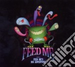 Feed Me - Feed Me's Big Adventure cd musicale di Me Feed