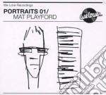 We Love Recordings Pres Portraits 01 Mat cd musicale di Artisti Vari
