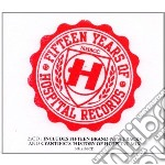 15 years of hospital records cd musicale di Artisti Vari