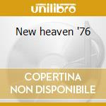 New heaven '76 cd musicale di Elvis Presley