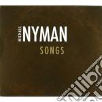 Nyman - Songs cd musicale di NYMAN