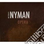 Nyman - Opera cd musicale di NYMAN