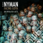 Facing goya cd musicale di MICHAEL NYMAN