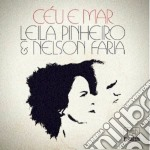 Ceu e mar cd musicale di Leila & fa Pinheiro