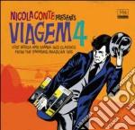 Conte, Nicola - Viagem Vol.4 cd musicale di Artisti Vari