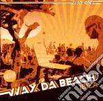 Wax da beach ibiza season 1 cd musicale di Artisti Vari