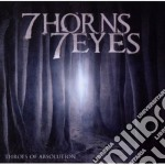 Throes of absolution cd musicale di 7 horns 7 eyes