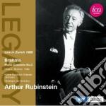 Concerto per pianoforte n.2, rapsodia op cd musicale di Johannes Brahms