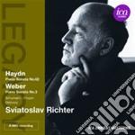 Haydn Franz Joseph - Sonata Per Pianoforte N.62 cd musicale di Haydn franz joseph