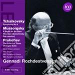 Ciaikovski Pyotr Il'ych - Sinfonia N.4 cd musicale di Ciaikovski pyotr il'
