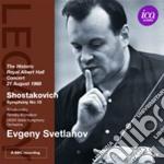 Sciostakovic Dmitri - Sinfonia N.10 cd musicale di Dmitri Sciostakovic