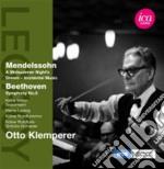 Sogno di una notte di mezza estate cd musicale di Felix Mendelssohn