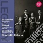 Boccherini Luigi - Quartetto Per Archi N.4 Op.44 - Quartetto Italiano cd musicale di Luigi Boccherini