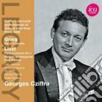 Concerto per pianoforte cd musicale di Edvard Grieg