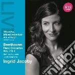 Beethoven Ludwig Van - Concerti N. 2 E 4 Per Pianoforte cd musicale di Beethoven ludwig van
