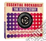 Essential Rockabilly: The Decca Story cd musicale di Artisti Vari