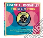 Essential rockabilly mgm story cd musicale di Artisti Vari