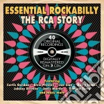 Essential rockabilly - the rca story cd musicale di Artisti Vari