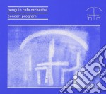 Concert programme cd musicale di Penguin cafe orchestra