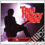 Live in london - 22.10.2011 cd musicale di Lizzy Thin